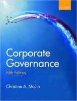 Corporate Governance, 5th Ed.