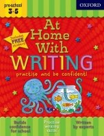 AT HOME WITH WRITING (Age 3-5)
