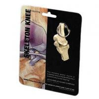 Knee Joint Key Ring