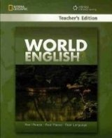 WORLD ENGLISH 3 TEACHER´S BOOK