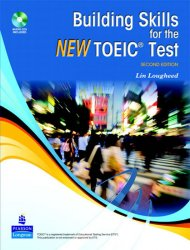 Building Skills for the New TOEIC® Test 2nd Edition Book w/ Audio CD
