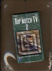 Top Notch TV 1(Videocassette) with Activity Worksheets