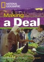 FOOTPRINT READERS LIBRARY Level 1300 - MAKING A DEAL