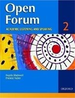 OPEN FORUM 2 STUDENT´S BOOK
