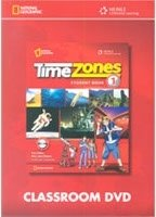 TIME ZONES 1 CLASSROOM DVD