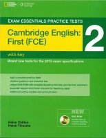 EXAM ESSENTIALS PRACTICE TESTS: CAMBRIDGE ENGLISH: FIRST (FCE) 2 with DVD-ROM with KEY