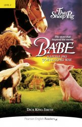 PER | Level 2: Babe-Sheep Pig Bk/MP3 Pack - Dick King-Smith