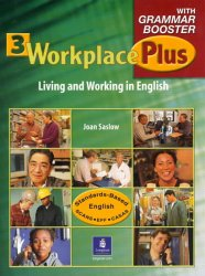 Workplace Plus 3 with Grammar Booster Audiocassettes (3)