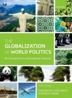 Globalization of World Politics, 6th ed.