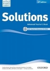 Maturita Solutions Advanced Teacher´s Book with Teacher´s Resource CD-ROM (2nd)