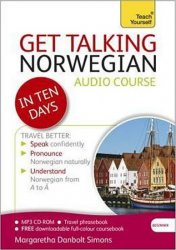 Get Talking Norwegian in Ten Days Audiobook CD -ROM