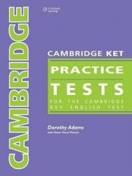 CAMBRIDGE KET PRACTICE TESTS TEACHER´S BOOK