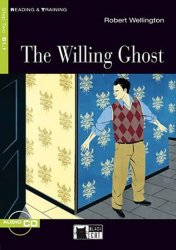 Black Cat Reading & Training Step Two B1.1: the Willing Ghost + Audio Cd