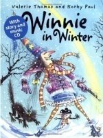 WINNIE IN WINTER + AUDIO CD PACK