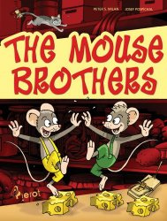 The Mouse brothers - Peter S. Milan [E-kniha]
