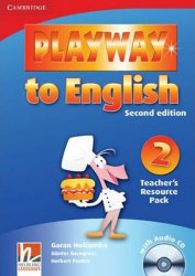 Playway to English Level 2 Teachers Resource Pack with Audio CD - Günter Gerngross
