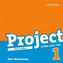 Project 1 Class Audio CDs /2/ (3rd) - Tom Hutchinson
