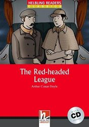HELBLING READERS CLASSICS LEVEL 2 RED LINE - THE RED-HEADED LEAGUE + AUDIO CD PACK
