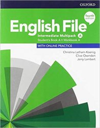 English File Fourth Edition Intermediate: Multi-Pack A: Student´s Book/Workbook - Latham-Koenig Christina; Oxenden Clive