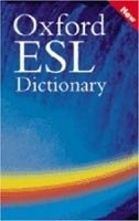 OXFORD ESL DICTIONARY