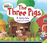 Our World Level 2 Reader: the Three Little Pigs Big Book
