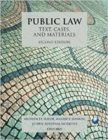 Public Law: Text, Cases, and Materials 2nd Ed.
