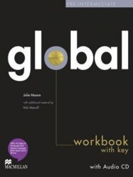 Global Pre-intermediate: Workbook with key + CD - Adrian Tennant