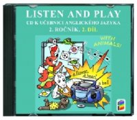 CD Listen and play - WITH ANIMALS!, 2. díl (2 CD)