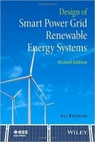 Design of Smart Power Grid Renewable Energy Systems, 2nd Ed.
