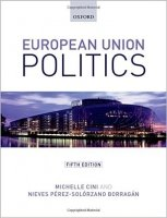 European Union Politics, 5th Ed.