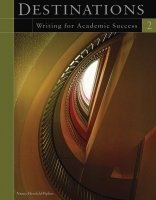 Destinations Writing for Academic Success 2 Student´s Book