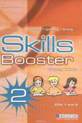 SKILLS BOOSTER 2 AUDIO CD