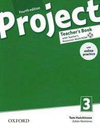Project 3 Teacher´s Book with Online Practice Pack (4th)