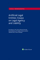 Artificial Legal Entities: Essays on Legal Agency and Liability - kolektiv autorů [E-kniha]