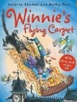 WINNIE´S FLYING CARPET + AUDIO CD PACK