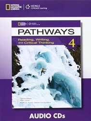 Pathways Reading, Writing and Critical Thinking 4 Audio CD