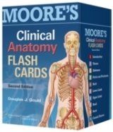Moore´s Clinical Anatomy Flash Cards