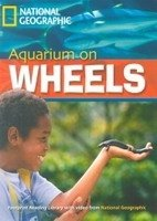 FOOTPRINT READERS LIBRARY Level 2200 - AQUARIUM ON WHEELS + MultiDVD Pack