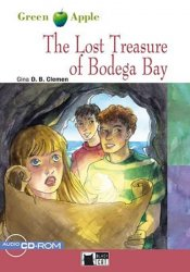 Green Apple The Lost Treasure of Bodega Bay + audio CD/CD-ROM