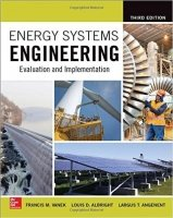 Energy Systems Engineering: Evaluation And Implementation, 3th ed.