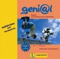 Genial 1 (A1) – Audiotrainer CD-Rom MP3 - neuveden