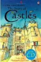 Usborne Young Reading Level 2: the Story of Castles + Audio CD Pack