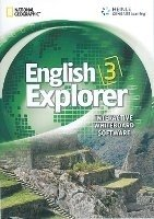 ENGLISH EXPLORER 3 INTERACTIVE WHITEBOARD CD
