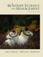 Wildlife Ecology and Management 5th Ed.