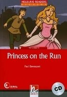 HELBLING READERS FICTION LEVEL 2 RED LINE - PRINCESS ON THE RUN + AUDIO CD PACK