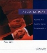 BUSINESS SKILLS: NEGOTIATIONS