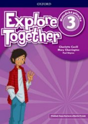 Explore Together 3 Teacher´s Resource Pack (CZEch Edition)
