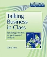Professional Perspectives Series: Talking Business in Class