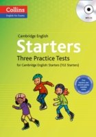 Three Practice Tests for Cambridge English: Starters (YLE Starters) Yle