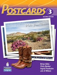 Postcards 3 with CD-ROM and Audio - Abbs Brian;Barker Chris